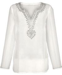 Tunika AMY VERMONT vlněná bílá