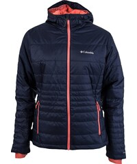 Columbia GO TO HOODED JACKET tmavě modrá S