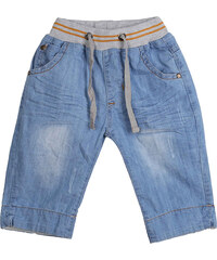Lesara Kinder-Jeansshorts im Used-Look - 98