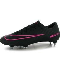 Nike Mercurial Victory pánské SG Foot Boots Black/Pink