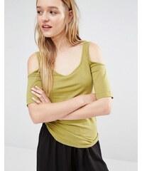 Weekday - Bosy - Trägershirt - Grün