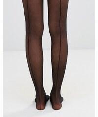 Wolford - Collants avec couture arrière - Noir