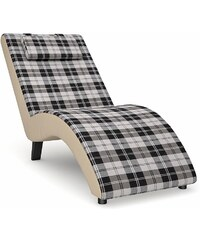 Max Winzer® build-a-chair Relaxliege »Nova«, inklusive Nackenkissen, zum Selbstgestalten