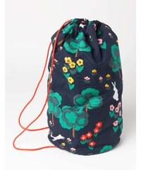 Baby Boden Tasche mit Zugband Navy Jungen Boden
