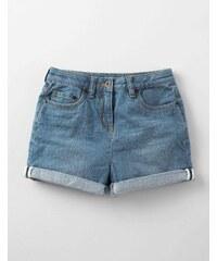 Taillenhohe Shorts SUN Mädchen Boden