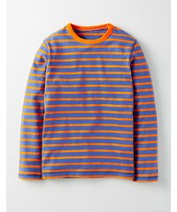 Superweiches T-Shirt Orange Jungen Boden