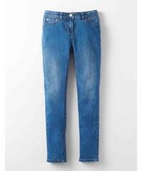 Schmale Jeans Helles Denim Mädchen Boden