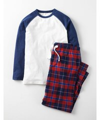 Pyjamaset Rot Jungen Boden