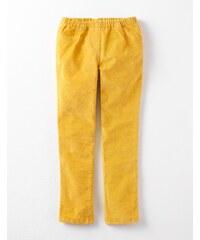 Cordleggings Gelb Mädchen Boden