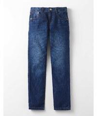 Schmale Jeans Blau Jungen Boden