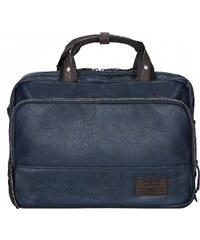 Bugatti Business taška na notebook Moto D 49825705 modrá