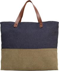 MANGO MAN Tote Bag Aus Canvas-Baumwolle