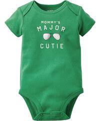 Carter's Chlapecké body Major cutie - zelené
