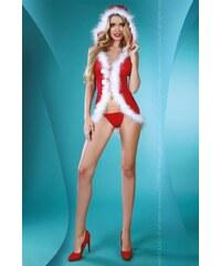 Vánoční kostým Snow Lady - LivCo Corsetti
