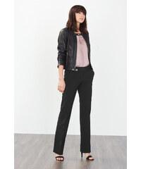 Esprit Elegantní strečové kalhoty