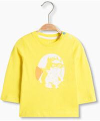 Esprit Bavlněné žerzejové tričko s potiskem