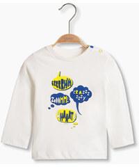 Esprit Bavlněné tričko s komiksovým potiskem