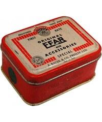 Industrial style, Nostalgická originální krabice 4x8,5x6,5cm (1193)