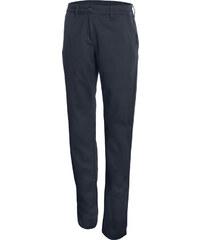Dámské kalhoty Chino - Temně modrá 34