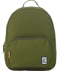 Batoh The Pack Society backpack D-pack solid olive