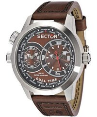 Montre Sector Oversize