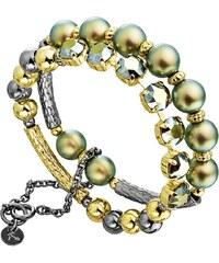 Reminiscence Gris-Gris - Armband mit Charmes - goldfarben