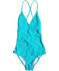 Roxy Criss Cross One - Badeanzug - blau
