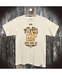 PANDEMIC Pánské seriálové tričko Pokemon: Wanted