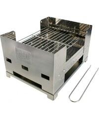 Gril Esbit BBQ-BOX z nerezové oceli