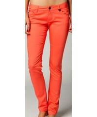 Kalhoty Fox Sharp Turn melon 30