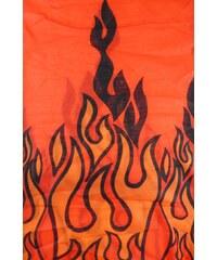 FUNK'N'SOUL Šátek Funk´N´Soul O-13-014 flame