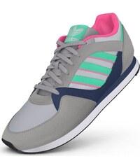 Boty Adidas ZX 100 W aluminium-solo mint-neon pink 40 2/3