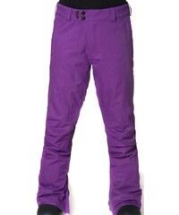 Kalhoty Horsefeathers Serena purple 28