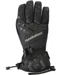 Rukavice Horsefeathers Solo Gloves black XL