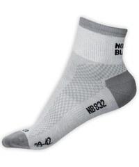 Ponožky NordBlanc NBSX832 Moving Sox white 9-11