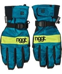 Rukavice Nugget Member blue camos-yellow M