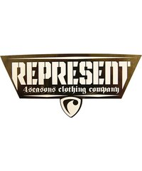 Samolepka Represent