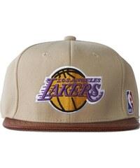 Kšiltovka Adidas NBA Basketball Brim Lakers dust sand-brim univerzální velikost