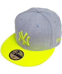 Kšiltovka New Era Heather Cont Neyyan yellow 58 7