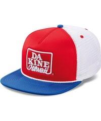 Kšiltovka Dakine Retro Logo red-blue univerzální velikost