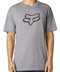 Tričko Fox Legacy Foxhead heather graphite M