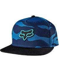 Kšiltovka Fox Vicious blue still univerzální velikost