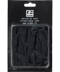 Tkaničky Globe Flat lace black