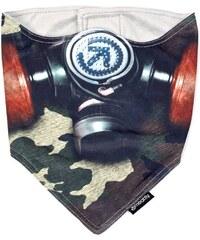 Šátek Meatfly Warm Mask army L/XL