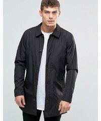 Jack & Jones - Trench léger - Noir