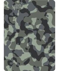 Šátek 4Fun Standard camu grey