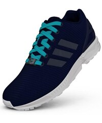 Boty Adidas ZX Flux W night indigo-night indigo-blue glow s16 f40fe0d531