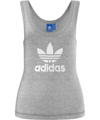 Tílko Adidas Slim Tank medium grey heather M