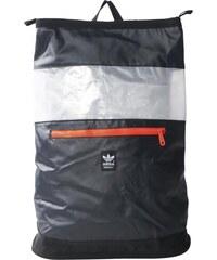 Batoh Adidas Futura Day BP black-white-solar red 30 l