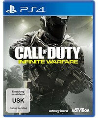 ACTIVISION PS4 Call of Duty: Infinite Warfare PlayStation 4